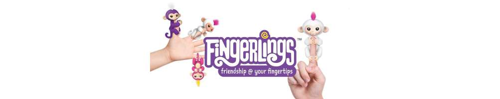 Fingerlings WOOWEE
