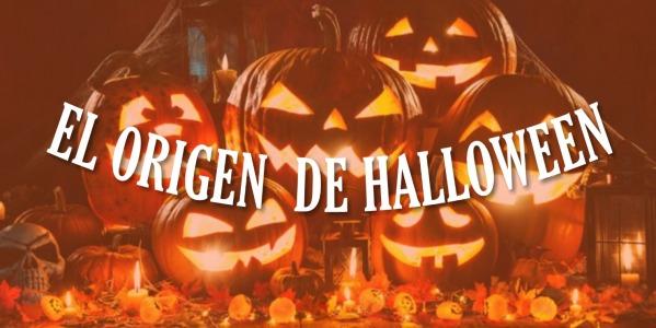 Nos encanta, pero… este es el origen de Halloween