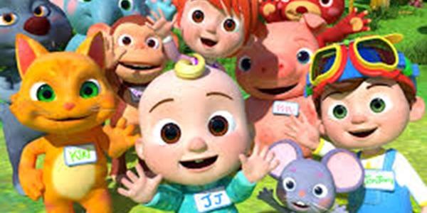 CoComelon, la nueva serie infantil de Netflix que alegró a millones de niños.